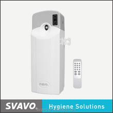 2015 SVAVO V-870 bathroom necessary lockable 300ml/320ml toilet automatic air freshener dispenser electric room air freshener
