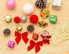 YIwu caddy SDZS-052 Christmas tree decoration ball holiday living bulk make it christmas ornaments