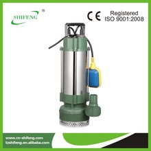 QDX centrifugal submersible pump for clean water