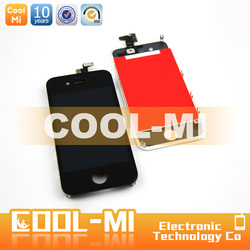 wholesale oem mobile phone repair lcds display touch screen digitizer kit for apple iphone 4s