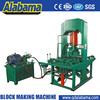 building materials CE EPA approved concrete paver block machine price in india
