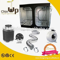 Green house exhaust air duct fan/aluminum flexible insulated duct hose/inline fans and blowers