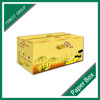 CUSTOM PRINTING BANANA PACKING BOX WHOLESALE FRUIT BOX