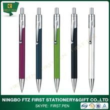 Anodized Aluminum Pen Metal Ballpoint Pen