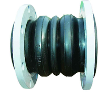 Good quality flange type rubber expansion joint with OEM service and best price