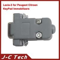 Lexia-3 for Peugeot Citroen KeyPad Immobilizers Unlock Software