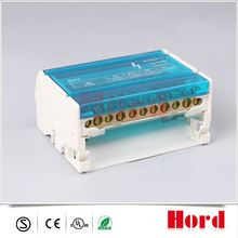 Hord plastic terminal block/electrical terminal strip