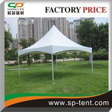 tensile gazebo 5m x5m in aluminum structure for garden party