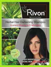 Rivon Herbal Darkening Shampoo