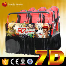 India most popular horror movies 7d motion cinema seat