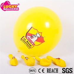 The best China manufacture of advertising custom printed latex balloon, promotion custom latex balloons, rubber balloon