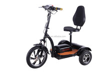 48v,500w three wheel electric scooter/electric scooter for adults/electric scooter 3 wheel