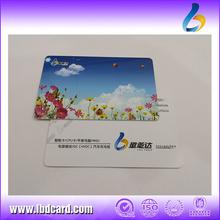 Popular Proximity Fudan F08 RFID Card with 1K Memory
