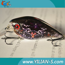 Hot High Quality 2.7Inch Blue Crab Crankbait Hard Bait Fishing Red Fish New