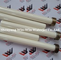 HP ceramic plunger part No.010253-1 suit for flow and chinese brand Water jet automatic stone cutting machine