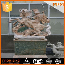 latest hot sale cheap well polished beautiful hand carved marble portraite