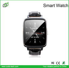 band adapter space black and brown bluetooth 4.0 android ios smart watch