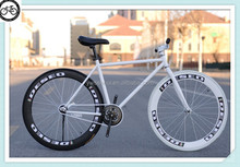 Chinese road bik steel road racing bike fixed gear bikes for sale