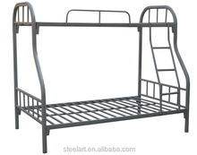 modern design cheap metal twin bed