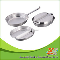 Stainless Steel Military Mess tin / mess kit / lunch box