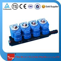 CNG fuel injector for CNG car