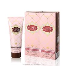 Guangzhou Lichen Hot Sale Rose Essence Oil Silky Hair Conditioner