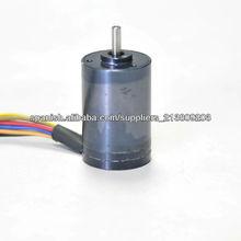 6v micro motor con escobillas