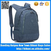 Wholesales online fashion polyester school backpack for teens