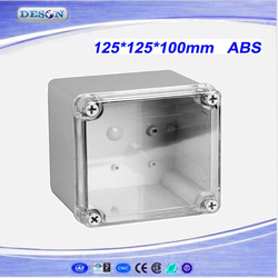 China Best Selling Junction Box, Electric Junction Box, Waterproof Electric Junction Box DS-AT-1212 125*125*100 mm