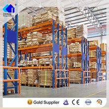 China 2014 hot selling EU type drive in cold warehouse pallet storage shelf