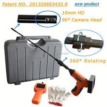 17 mm 360 degree rotation Harmless inspection camera