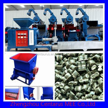 High recovery rate pvc compound pelletizing machine with lowest price
