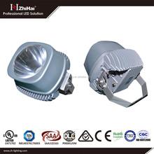 High lumen narrow beam angle IP65 210w led projection floodlight