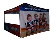 40mm Hex Gazebo Foldable Tent for Advertising Shelter