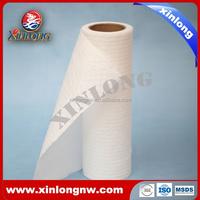 polyester,bamboo fiber,viscose,ES Material cross lapping spunlace non woven