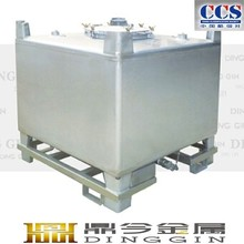 ss304 1000 liter UN31AY steel oil container
