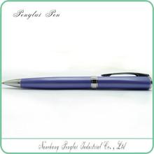2015 best selling metal heavy copper pen/metal 0.55mm ballpoint pen