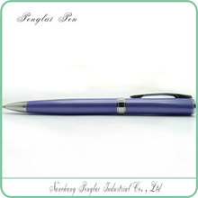 best selling metal heavy copper pen/metal 0.55mm ballpoint pen