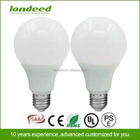 2015 energy saving led lamp A60 bulb 80RA 2835 smd e27 led bulb 7W