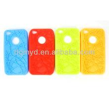Funny 100% bird nest Cell phone case for Apple 4 & 4S