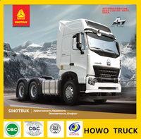 sinotruk import & export co. Ltd HOWO A 7 336/371 HP prime mover