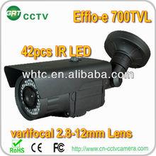 china factory ccd 700tvl outdoor cctv security camera system