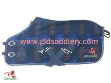 New Type Wholesale Horse Supplies Polar Fleece Blanket
