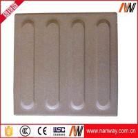 190*190mm Pavement Blind Guide Porcelain Floor Tiles