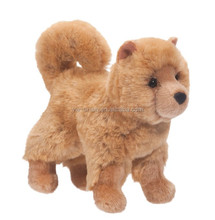 sex dog toy dog tug rope toy women sex/furry brown
