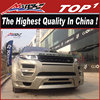 High quality Body Kit HM Wide body Style for Rangerover aurora evoque body kits 5 doors or 3 doors(Prestige & Pure & Dynamic)