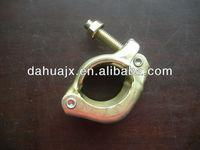 scaffolding single clamp