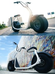 Fast speed electric two wheel city e-scooter cheap small electric motorcycle e bikes