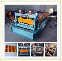 roofing tiles cold making equipment/ metal sheets forming machine/equipement of corrugated roof sheet making machine