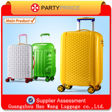 fancy stock polycarbonate luggage